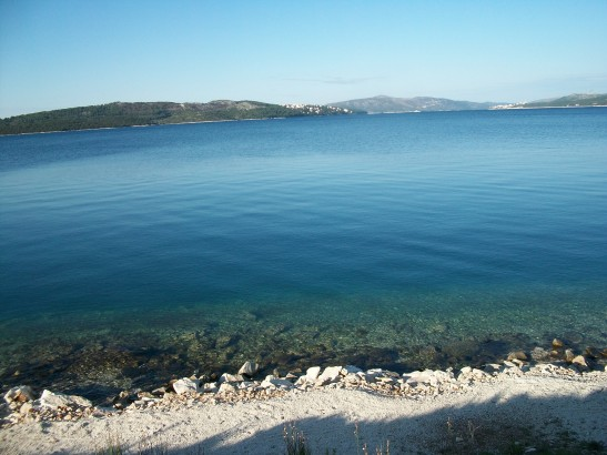 Croatian beach
