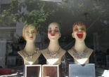 jewely shop, scary mannequins