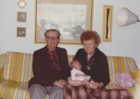 old photos, grandparents