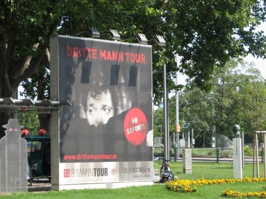 dritte mann tour, third man, Vienna