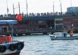 Istanbul, fishing