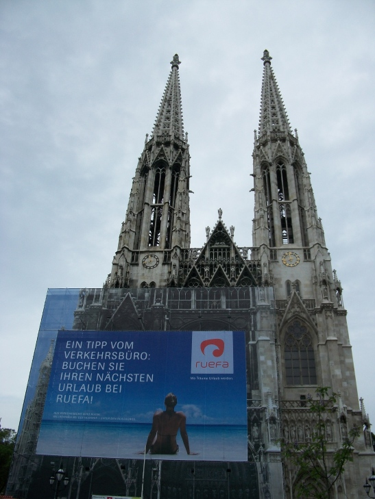 Votiv Kirche, Vienna, Catholic Church