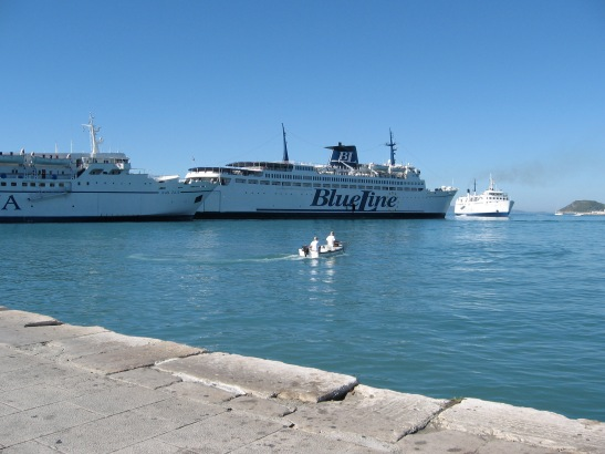Split, boating, cruise, Croatia