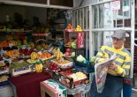Travel Photo, Istanbul, Fruit Stand