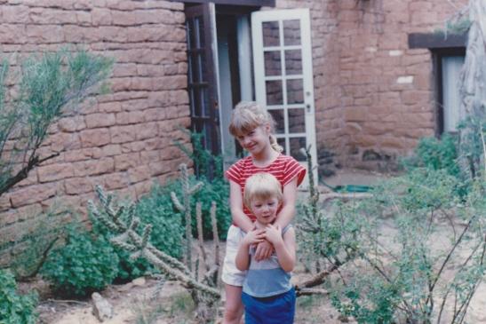 childhood photos, America