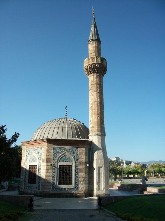 Mosque Izmir