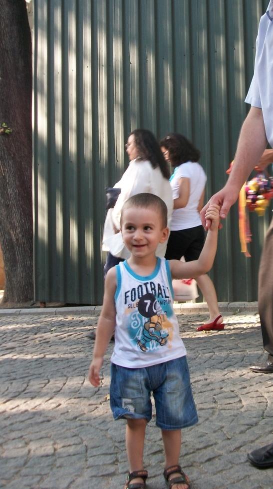 Istanbul children