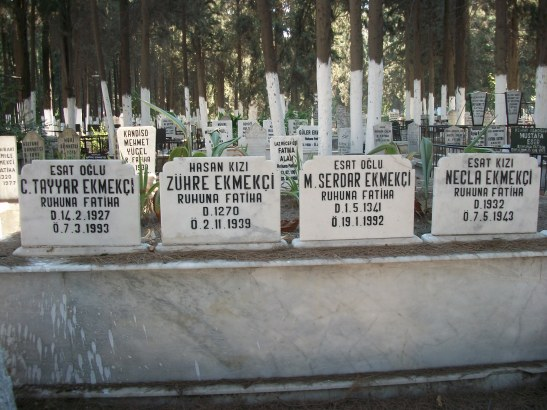 cemetery, Turkey