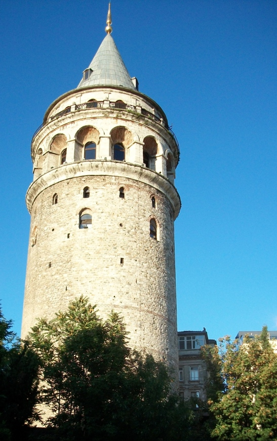 Galata Tower, Istanbul, Travel photos