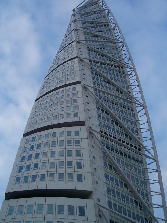 Turning Torso Building, Malmö, Sweden