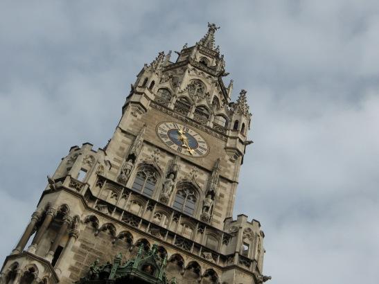 München, Münich Glockenspiel