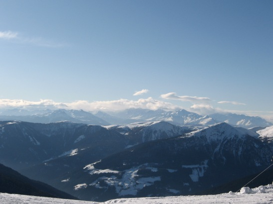 Bozen-Bolzano, Italy, travel photos, skiing, sledding