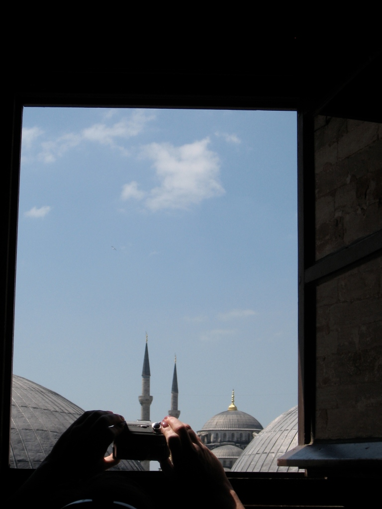 Blue mosque, Tourism, Istanbul, Turkey