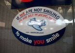 Aeroflot, airplane, travel, smiling