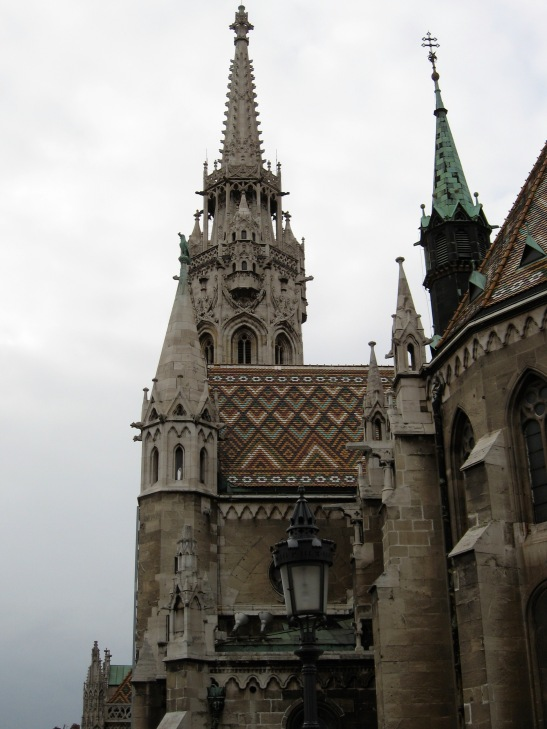 St. Mattias, Budapest, Hungary, travel