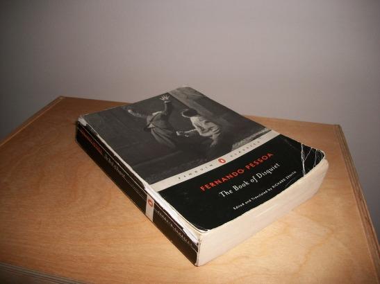 Fernando Pessoa, Book fo Disquiet, used books