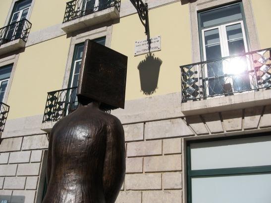 Pessoa, Lisbon, travel photos