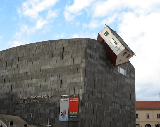 Modern Art, Vienna, Kunst, tourism