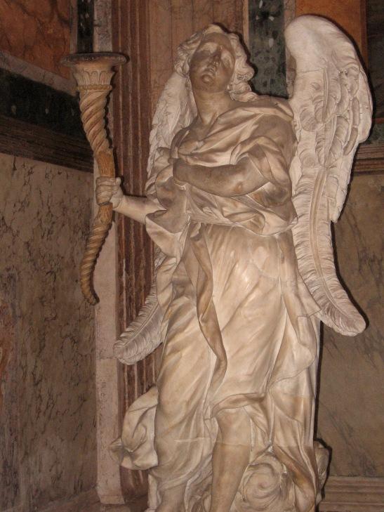 angels, Rome