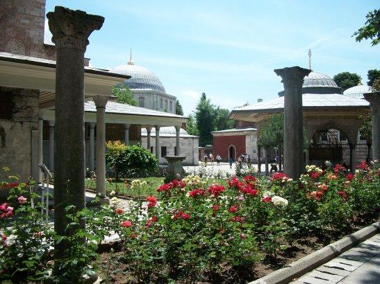 Hagia Hagia Sofia, Istanbul, Turkey, travel