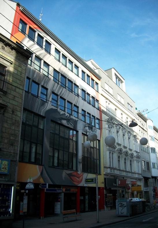 Wien, Vienna, Neubaugasse
