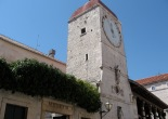 Trogir, Croatia, clocktower