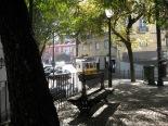 tram, Lisbon, Portugal, Pessoa
