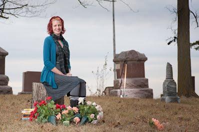 Rachael Hanel, graveyard