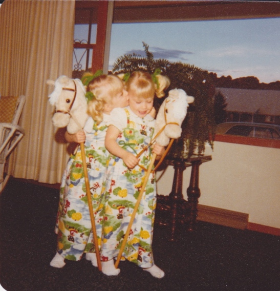 twins, growing up, nostalgia