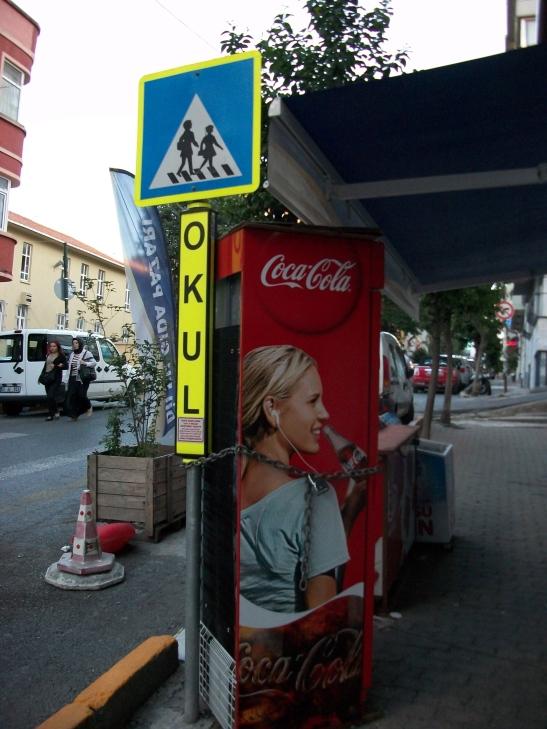 Istanbul, Coca-cola