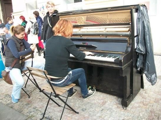 Prague, piano, trip to prague