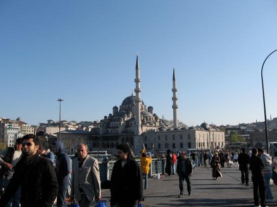Istanbul, Turkey, bridge