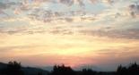 Medjugorje, sunset