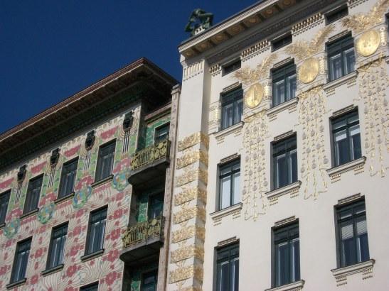 Vienna, Naschmarkt, Art Deco