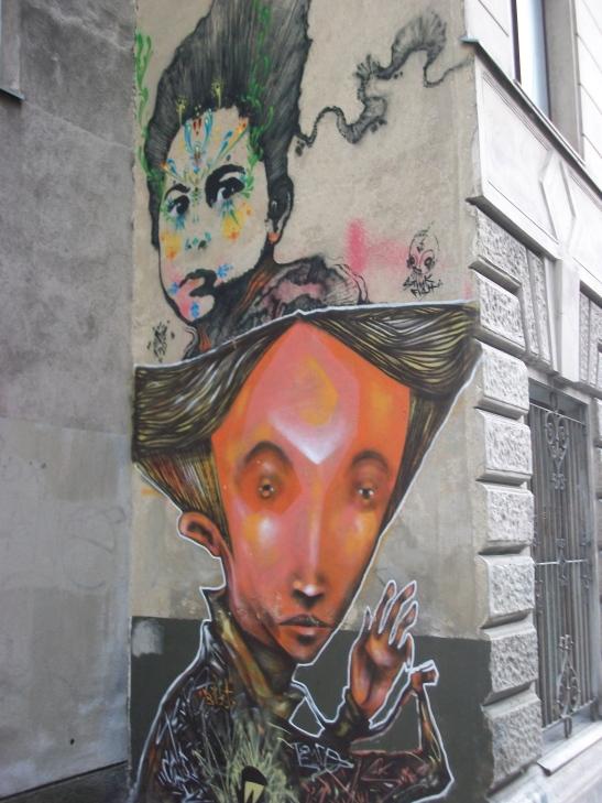 graffiti, Austria, Wien