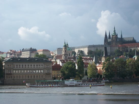 Prague, Charles bridge, Praha