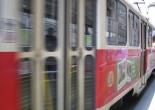 Prague, public transportation, tram Prague