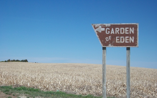 Garden of Eden, Lucas, Kansas