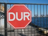 dur, Turkish signs