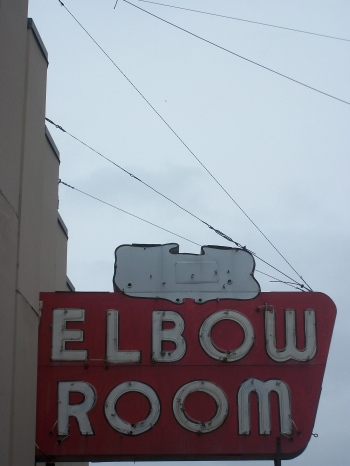 elbow room, fairbanks, alaska