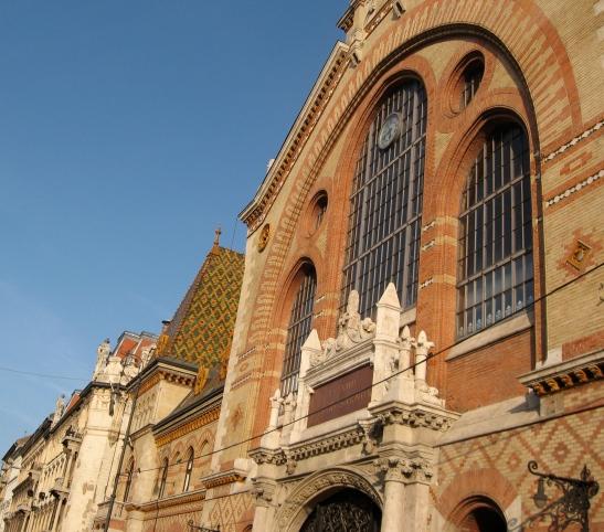 Budapest design, architecture