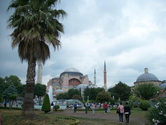 hagia sofia, ayasofya, sultanahmet, istanbul travel