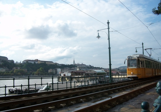 tram in budapest, budapest tourism