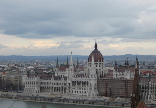Parliament, Budapest, Danube