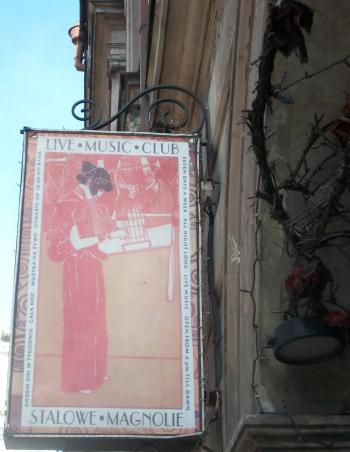 krakow, music club krakow