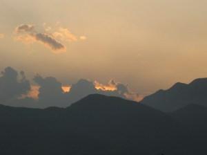 Montenegro, sunsets, kotor