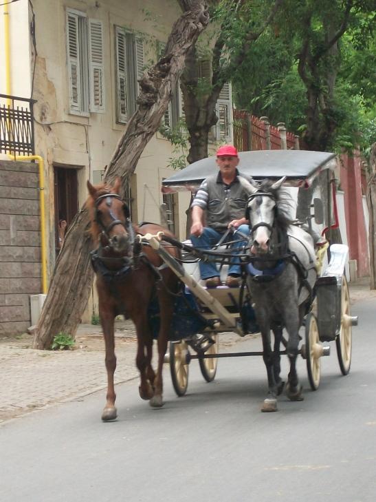 Büyükada, Turkey.