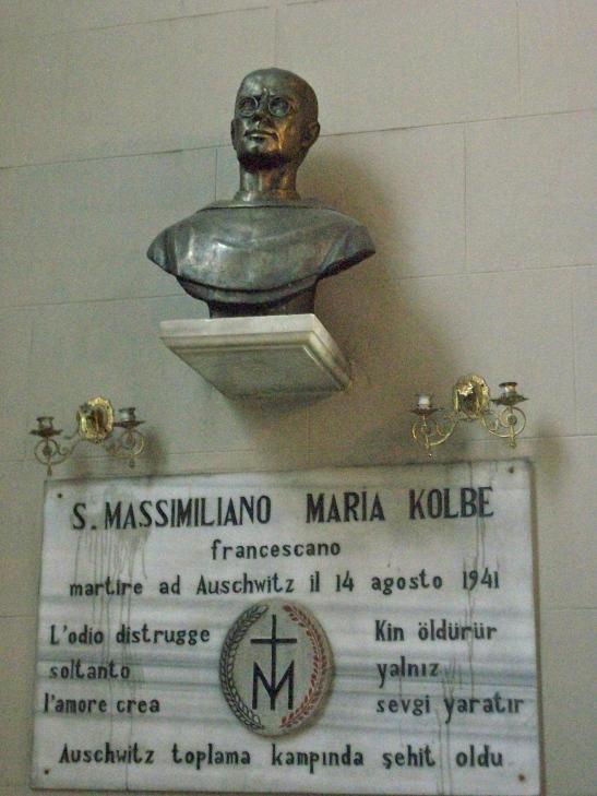 St. Kolbe Turkey