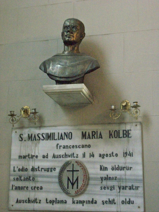 St. Kolbe Turkey