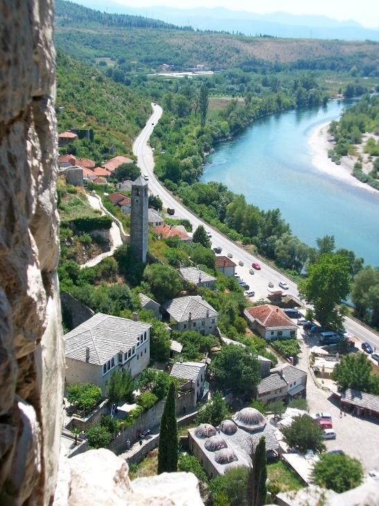 Počitelj, Bosnia-Hercegovina.